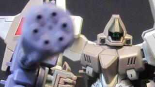HG 1/100 Serpent Custom (Part 3: MS) Gundam Wing Endless Waltz OVA model review