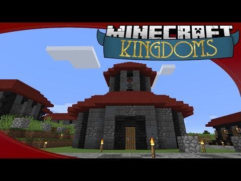 Kingdoms - Regnum Portal Room | Minecraft 1.12 Single-Player Survival