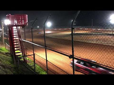 Qualifying at Screven Motor Speedway 2/17/18