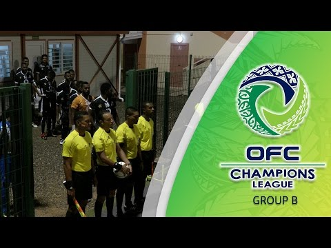 2017 OFC CHAMPIONS LEAGUE | Group B MD1 | BA FC v  HIENGHÈNE SPORT