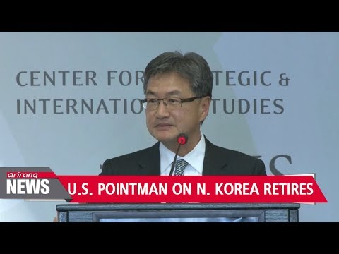 Joseph Yun to leave post of U.S. State Department's top North Korea diplomat