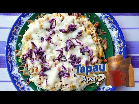 Roti Canai Kayu Arang #3 (Tapau Apa? - 5 APRIL 2017)
