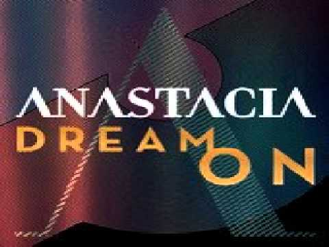 Anastacia Dream On Versione Studio 23/10/2012