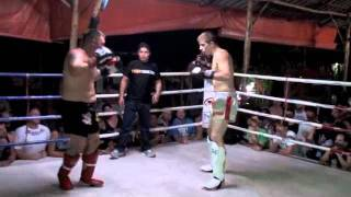 BBQ Beatdown 37: Joe (England) vs David (Australia) @ Tiger Muay Thai