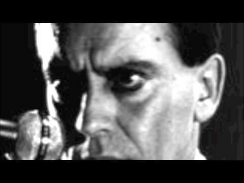 Lamento per Ignacio Sanchez Mejìas - Federico Garcia Lorca (voce di Carmelo Bene) PARTE 1