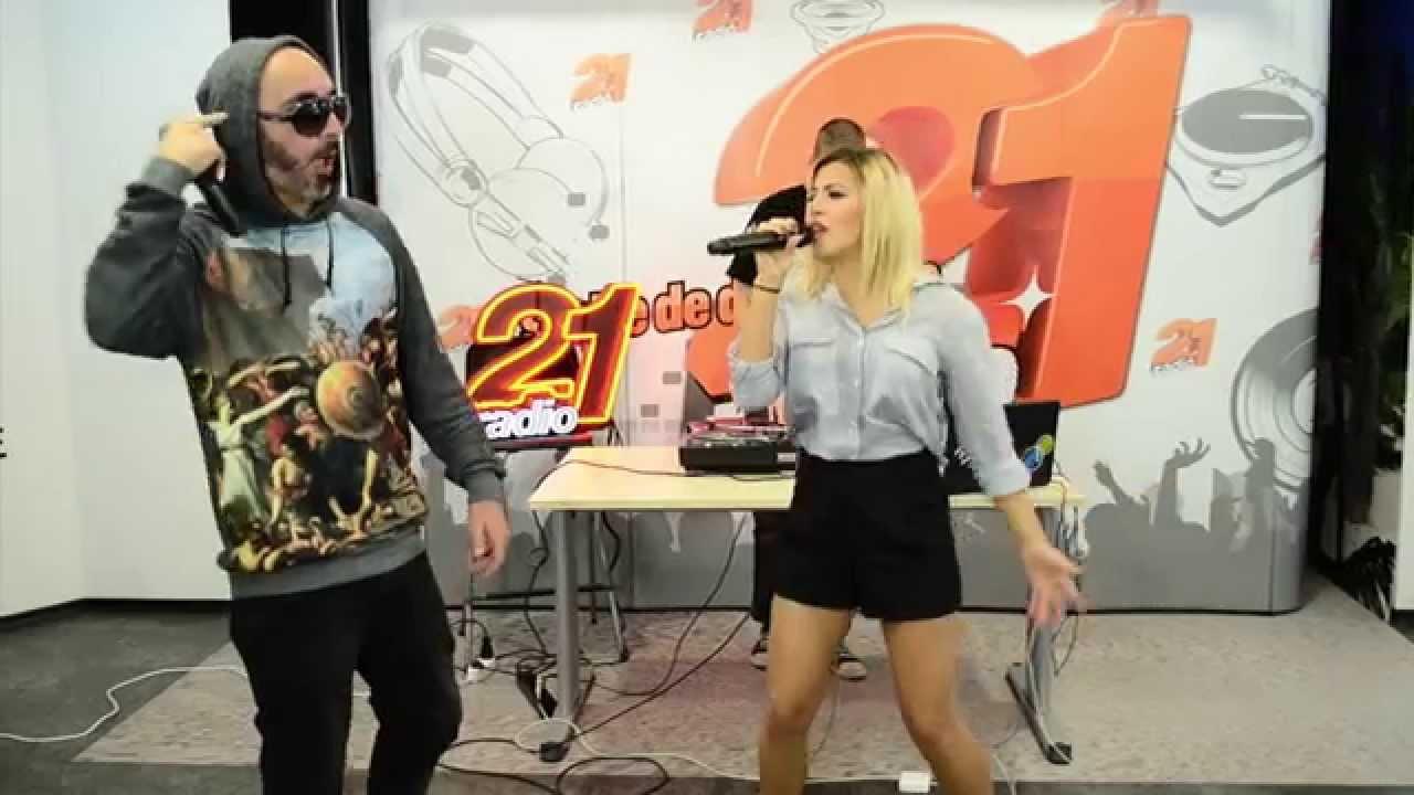 Cabron feat  Nicoleta Nuca - Adevar sau Minciuna LIVE@RADIO 21