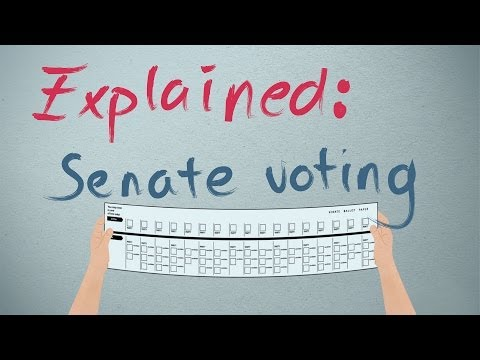 Explained: The Senate voting gamble