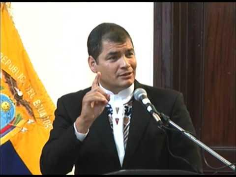 Discurso Conferencia magistral en la Universidad de San Marcos, Lima