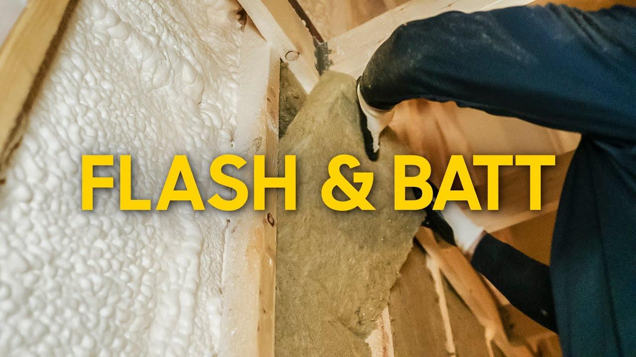 FLASH & BATT - Insulating T-Studs!