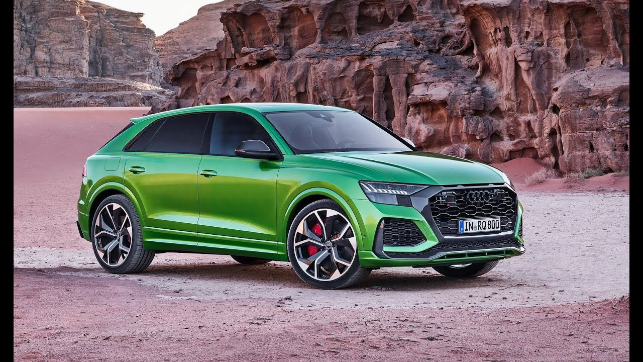 audi rs q8 2020  2021 review photos exhibition