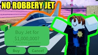 I GOT the JET WITHOUT ROBBING ANYTHING! | Roblox Jailbreak