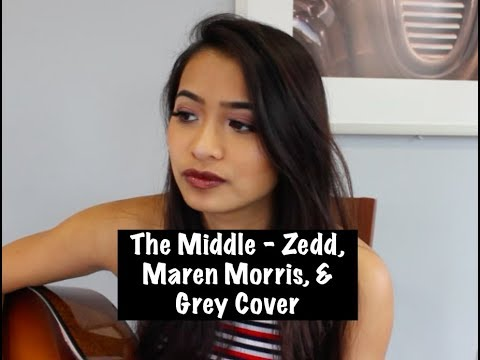 The Middle - Zedd, Maren Morris, & Grey | Cover by Madeline Coles