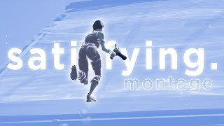 The Most SATISFYING Fortnite Montage You'll Ever See...