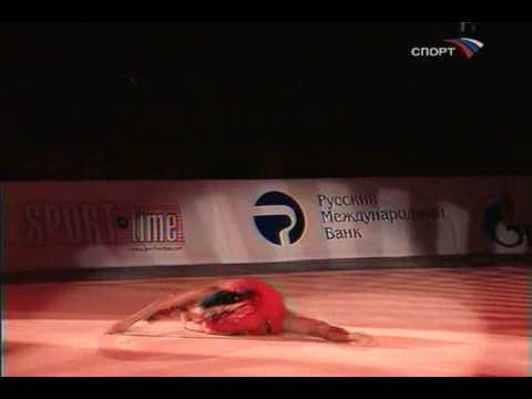 Olga Kapranova Gala Moscow GP 2009