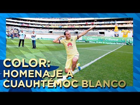 Color: Homenaje a Cuauhtémoc Blanco