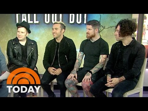 Fall Out Boy Talks Summer Tour, Biggest Hits | TODAY
