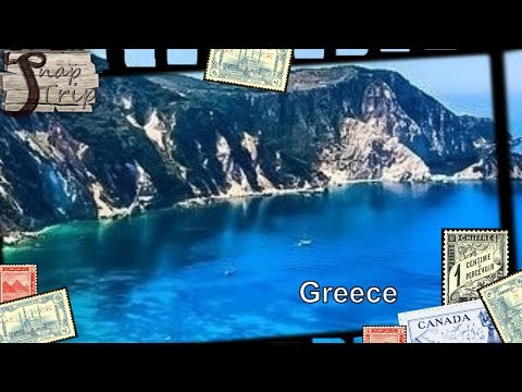 Compilation of Best Places in Greece | 4k Ultra HD