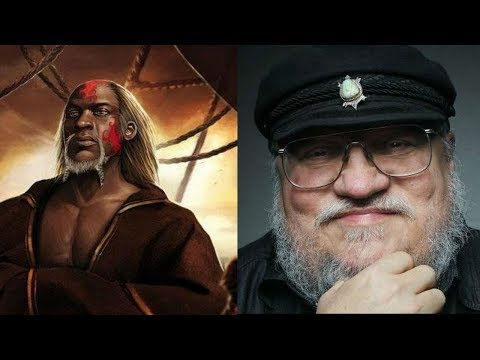 George RR Martin on the Lord of Light