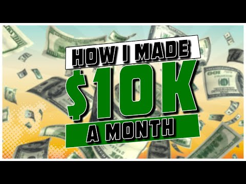 Drop Shipping Program - How I made $10k a month and Made the best dropshipping program availble