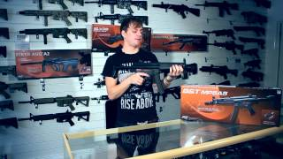 Budget but professional airsoft gun overview which starter AEG to choose