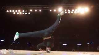 UK Bboy Champs 2014 World Finals Bboy Battle