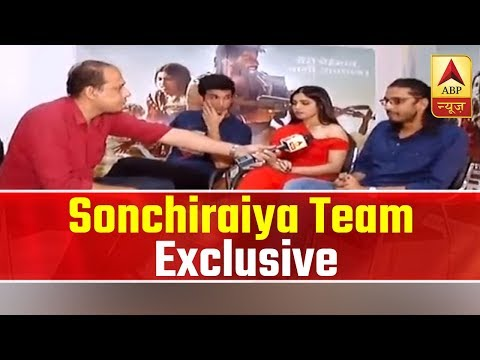 It Has Been A Very Challenging Role, Says Sushant Singh Rajput On Sonchiraiya | ABP News