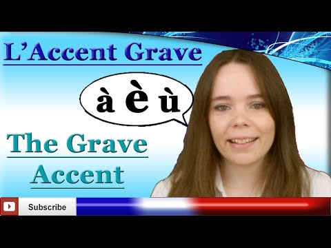 The Grave Accent with Frencheezee - L'accent grave