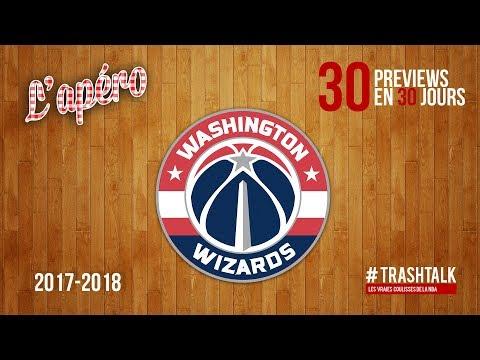 Preview 2017-18 : les Washington Wizards