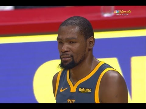- Details Of Kevin Durant-Draymond Green Confrontation Emerge