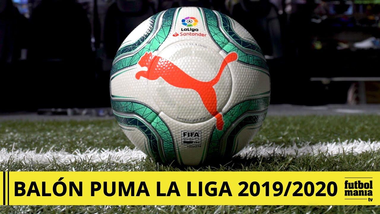 lanzar preparar Palpitar  Balón Puma La Liga 2019 2020 FIFA Pro - YouTube
