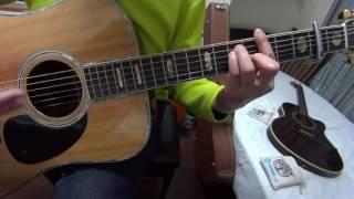 桑田佳祐さんの「若い広場」をギターで弾き語りました。今日からはじまった朝のドラマ「ひよっこ」の主題歌です。収録していたビデオを何回も聴きながら速攻、耳コピしてみ ...