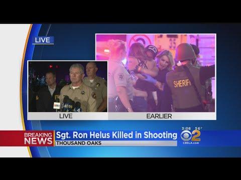 MORNING NEWS - 12 Dead In Bar Shooting In Ventura County