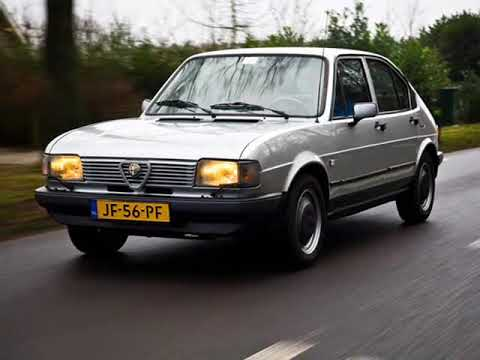 Alfa Romeo Alfasud Classic Cars For Sale Classic Car Review YouTube - Alfa romeo alfasud for sale