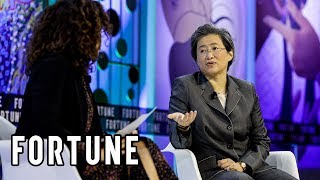 How Lisa Su Turned Around AMD