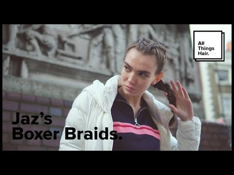 How to do Boxer Braids | All Things Hair