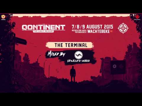 The Qontinent - The Last Resort   The Terminal mixed by Phuture Noize