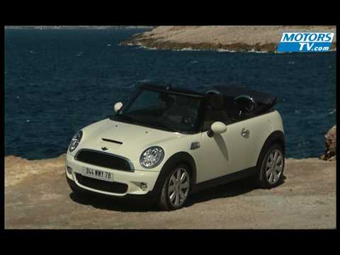 Car test MINI COOPER S CONVERTIBLE