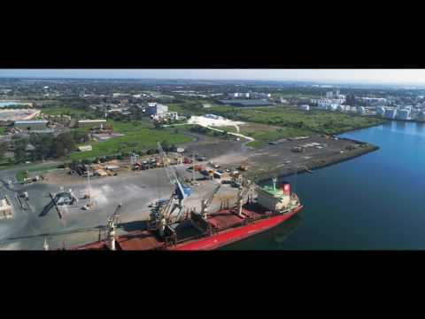Opportunity at Victoria's second largest port