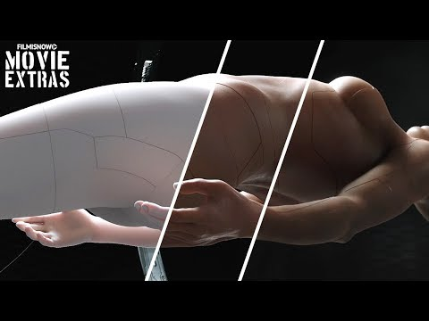Ghost in the Shell - VFX Breakdown by MPC (2017)