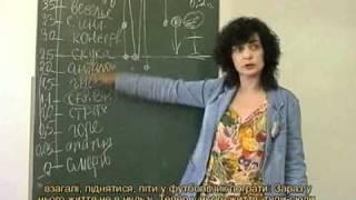 Лекция Марины Грибановой -