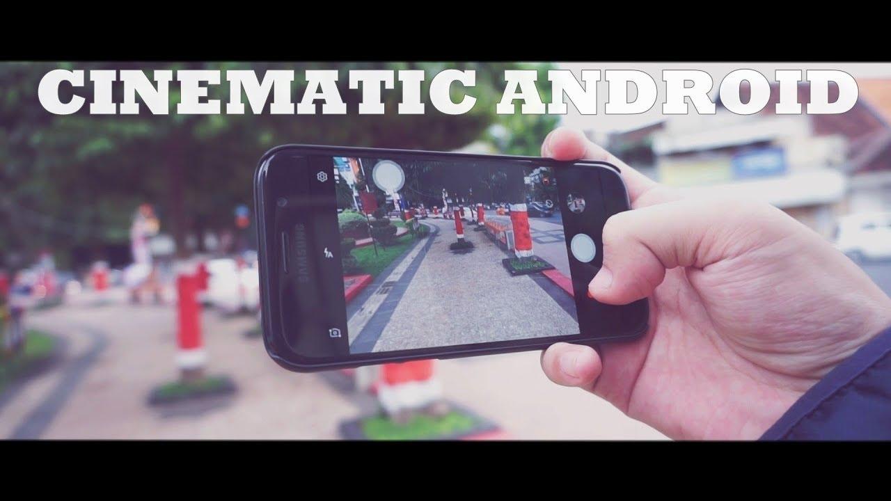 Cara Edit Cinematic Video Di Android Tips Edit Video Youtube