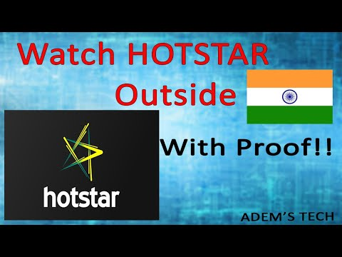 How To Use Hotstar In GCC Country I How To Watch HOTSTAR Outside India In 2020 I With PROOF I UAE