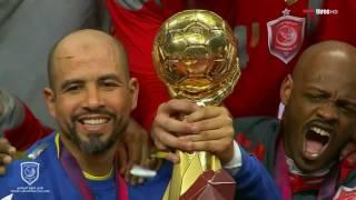 تتويج لخويا بطلاً لكأس الأمير لكرة اليد 2017