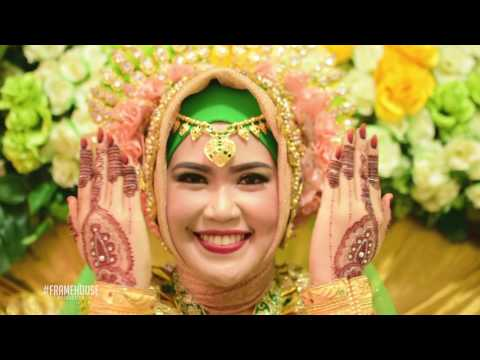 """WEDDING CLIP LUWUK RETNO & ICAN """"BY FRAMEHOUSE_PRODUCTION"""""""