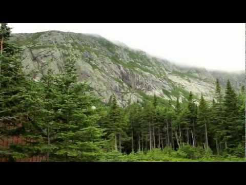 Baxter State Park - Daicey Pond and Mount Katahdin
