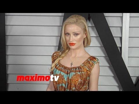 Xhoana Xheneti  2014 MAXIM HOT 100 Party  Red Carpet Fashion