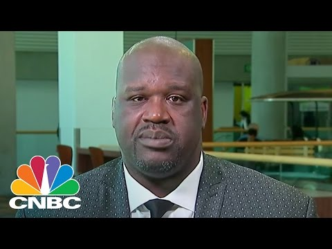 Shaq On Investing: If It Will Change The World, It'll Probably Work | CNBC