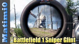 battlefield 1 sniper glint changes bf1 multiplayer gameplay