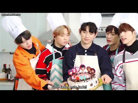 [Sub Esp] Got7 - Dingo Cooking Live - NEVER EVER