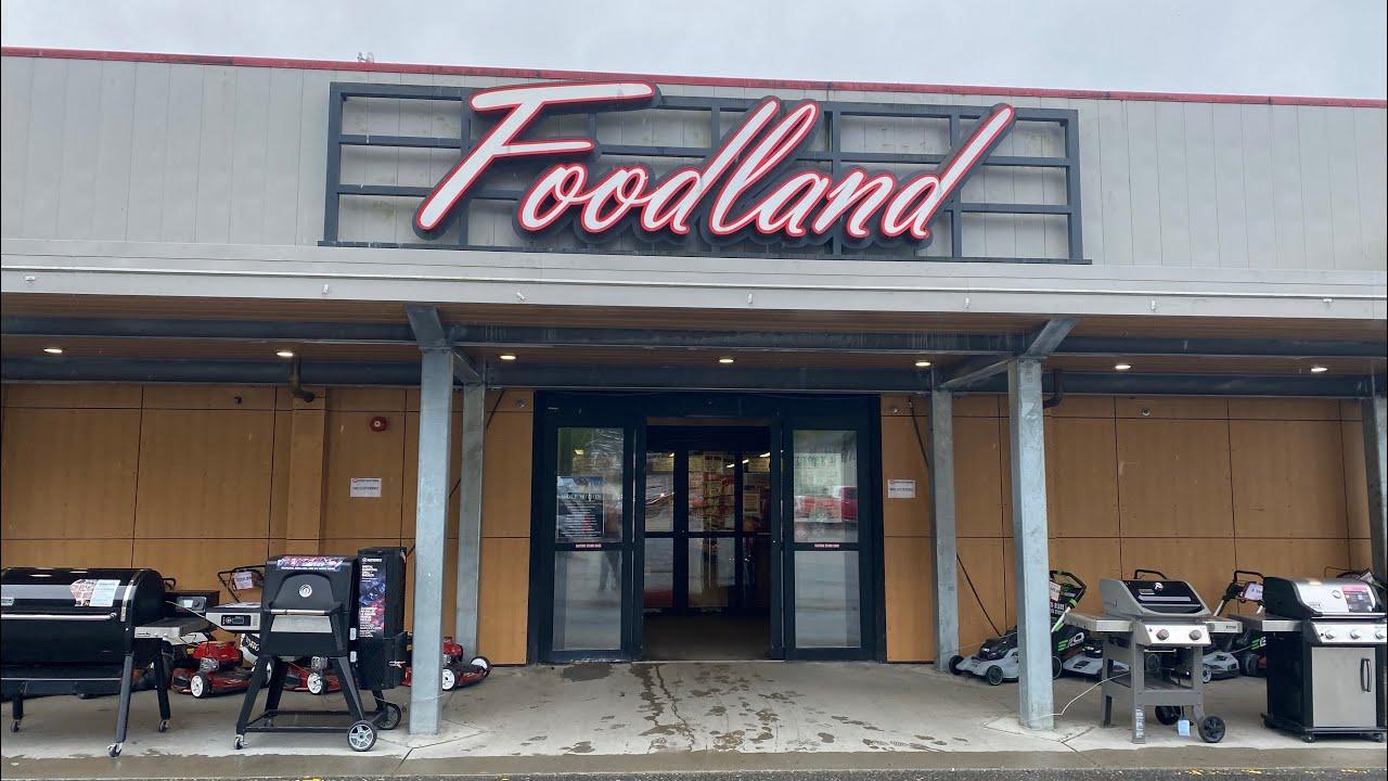 🍌🥦🌽🌶🍆🥑🍍 Foodland Iga in Juneau Alaska